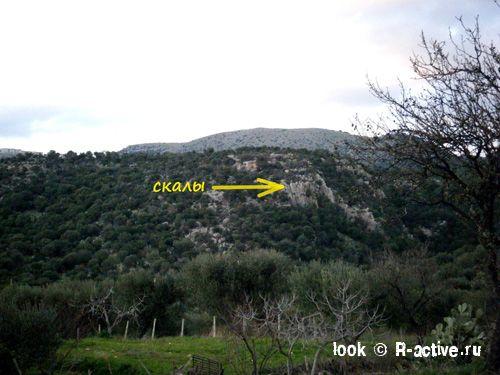 Скалы близ Фоджии