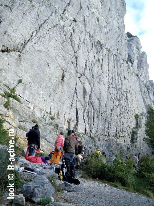 Скалы в Ла Специи